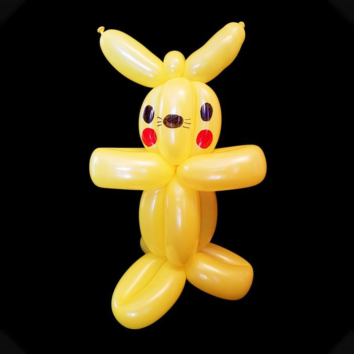 pokemon balloon animal