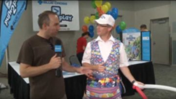 balloon twister interview